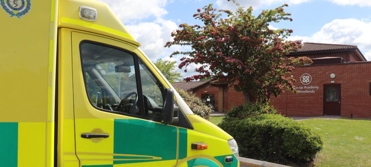 Exploring an Ambulance