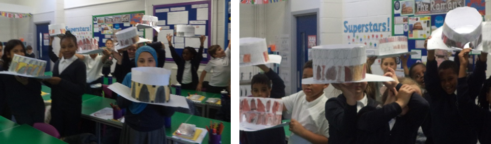 Remarkable Romans with 4SS!