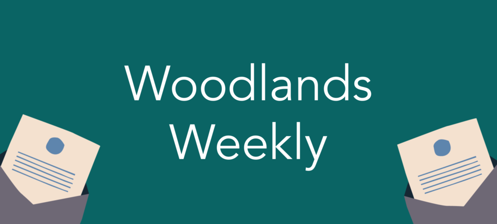 Woodlands Weekly   Friday 10th September 2021