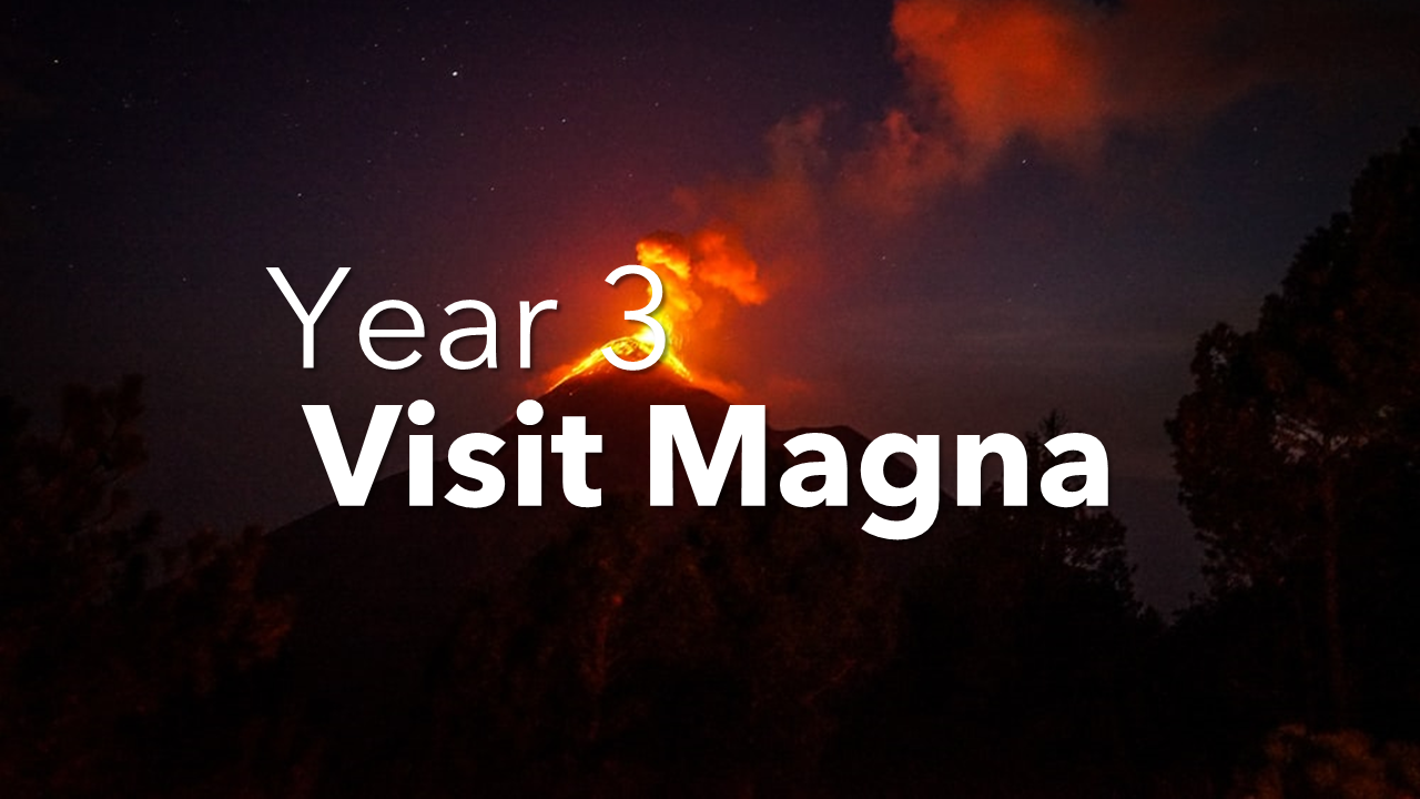 Y3 Visit Magna Science Centre